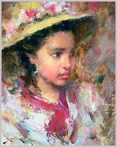 Obra del pintor estadounidense Dan Beck