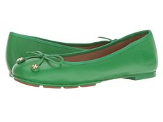 Tory Burch Laila Driver Ballet Court Green - Zappos.com Free Shipping BOTH Ways