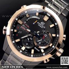 Casio Edifice INFINITI Red Bull Racing Limited Edition Bluetooth Watch EQB-510RBM-1A, EQB510RBM