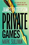 Private Games by James Patterson & Mark Sullivan. I struggled to put this book down. Based on the 2012 Olympic Games in London it was very fast paced. I now feel like the Olympics have been and gone....and I really hope what happens in the book doesn't happen in real life. I'd highly recommend it for a read