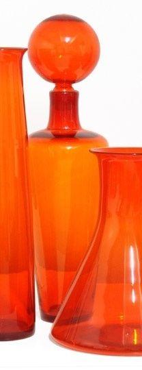 orange.quenalbertini: Orange bottles