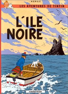 L'Ile Noire (Les aventures de Tintin): Amazon.co.uk: Herge: Books