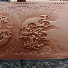 leather tooling border pattern - Google Search