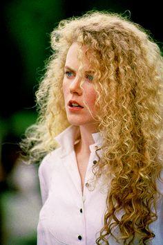 Nicole Kidman in Far and Away, 1992.