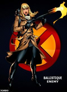 Ballistique - Enemy