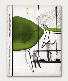 Modern Furniture Ads mid-century modern furniture ads – l'Œil magazine | mid-century