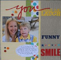Scrapbook Page by flora
