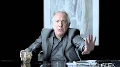 Epic Tea Time with Alan Rickman (Official HD Version) I laughed, I cryed... it was moving