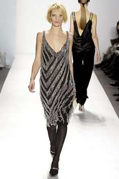 Reem Acra Fall 2007 Ready-to-Wear Collection Photos - Vogue