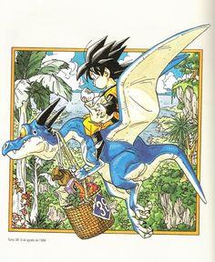 Goten - Akira Toriyama