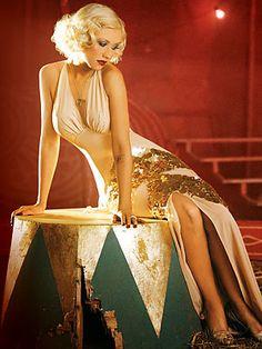 "Christina Aguilera ""Hurt""Video #dressmaking #calicolaine"