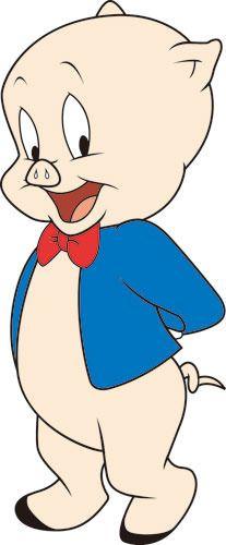 tunes porky pig - photo #22