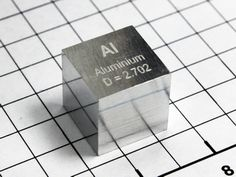 EUR 99.90 Quantity: 4  buy now | request Aluminium precision density-standard cube 1cm3 NEW! Using finest materials, each density cube waslapped to 10x10x10mmby a mechanical engineering company with an accuracy of0.01 millimeter.Eachoneseparately ground and polisheditrepresents the theoretical density of the respective element by its weight. The weight is not affected by the laser inscription. Information such as element symbol, name and density is