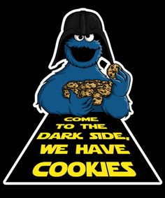 Dark Cookies
