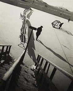 by Alexander Rodchenko, Hockey, Sokolniki Park, Moscou, 1929 Alexander Rodchenko, Hockey, Russian Avant Garde, Great Photographers, Street Photography, Modern Photography, Malaga, Perspective, Black And White