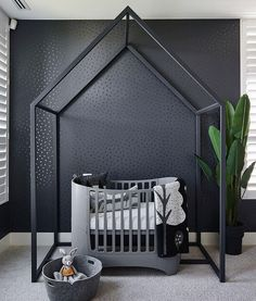 Dark colours #nursery