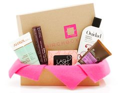 BirchBox! You get a box every month with some nice samples! It's a great way to find something new :)