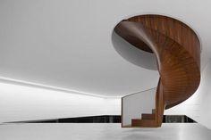 Tagged with: architectureinteriorsstairswoodminimalcantilever