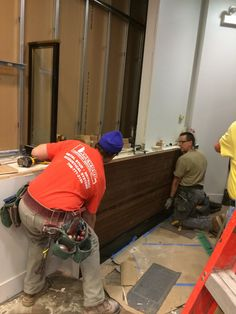 Custom woodwork pieces by John Boos are going into The Chopping Block's new kitchen.