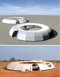 Design (for) Disaster: 14 Emergency Shelter Concepts