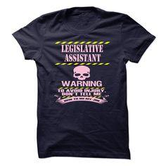 LEGISLATIVE ASSISTANT T-Shirts, Hoodies. ADD TO CART ==► Funny Tee Shirts