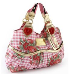 For summer...i need and want!!! Betsey Johnson bag