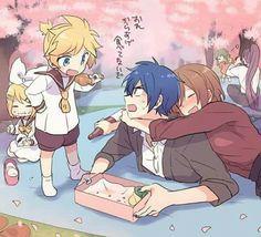 Len Y Rin, Kagamine Rin And Len, Anime Couples Manga, Cute Anime Couples, Anime Girls, Hatsune Miku, Kodomo No Omocha, Kaito Shion, Kaai Yuki