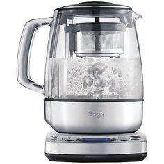 Buy Sage by Heston Blumenthal the Tea Maker™ Kettle, Silver Online at johnlewis.com