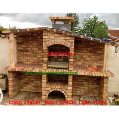 Ludo, Outdoor Oven, Bbq, Barbecues, Cabin, House Styles, Backyard Ideas, Home Decor, Gardens
