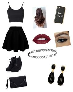 Untitled #2 by bvb-aubrey on Polyvore featuring polyvore fashion style Topshop clothing