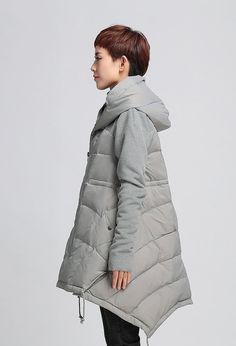 long coat / dust coat / wind coat /winter coat by singlepocket