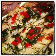 """@Lucy Hyland photo: """"Pan fried #sardines with oregano, chilli and fennel #tastyfood"""" http://www.foodforliving.ie/"""
