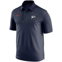 #Fanatics.com - #Nike Richmond Spiders Nike Dry Elite Polo - Navy - AdoreWe.com