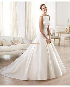 Außergewöhnliche Aparte Hochzeitskleider aus Taft