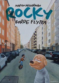 """Martin Kellerman - """"Rocky borde flytta"""""""