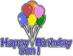 birthday cards for facebook | Happy Birthday Son Comments, Images, Graphics, Pictures for Facebook