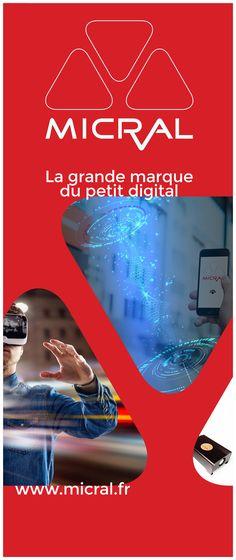 Micral is Back la grande marque du petit digital Fog Computing, Digital, Movies, Movie Posters, Films, Film Poster, Cinema, Movie, Film