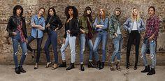Apenas 8% das modelos que apareceram nas principais campanhas de moda são negras