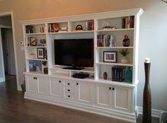 TV Entertainment Units Custom Built | tv tables, entertainment units | Barrie | Kijiji