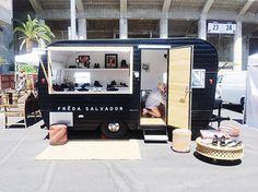 pop-up shop for freda salvador shoes / sfgirlbybay