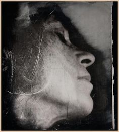 Sally MANN :: Untitled [Self-Portrait], 2006-2012