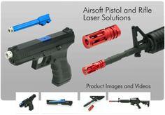 laser ammo airsoft