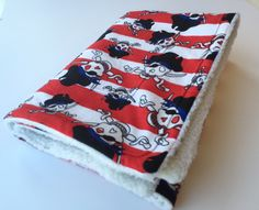 Ahoy Matey, Pirate Dog Blanket, Pet Blanket, Pirate Throw, Boy Baby Shower, Dog Throw, Dog Gifts, Pirate Decor, Skulls and Crossbones by ComfyPetPads on Etsy #pirates #ahoymatey #skullsandcrossbones #piratedecor