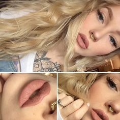 """@nyxcosmetics soft matte lip cream in the color """"abu dhabi"""" might be my most favorite now."""