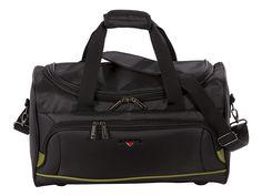 Hardware O-Zone Travel Bag Black/Green