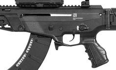 """новый калашоид производства Kalashnikov USA не очень понятно каким образом оный """"ЮСА"""" с местному нашему концерну, но шушпангевер забавный автоматика унутре все та же…"""