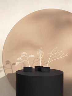 Bonsai Room Diffuser by Design House Stockholm Sculpture Stand, Tree Sculpture, Room Diffuser, Scented Oils, Tree Shapes, Open Window, Small Trees, Ceramic Vase, Contemporary Interior
