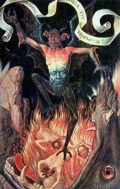 """The Last Judgment"" - Hans Memling †"