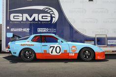 Gulf Porsche 944