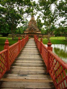 Il parco montano di Khao Luang, #Sukothai #Thailand #Thailandia
